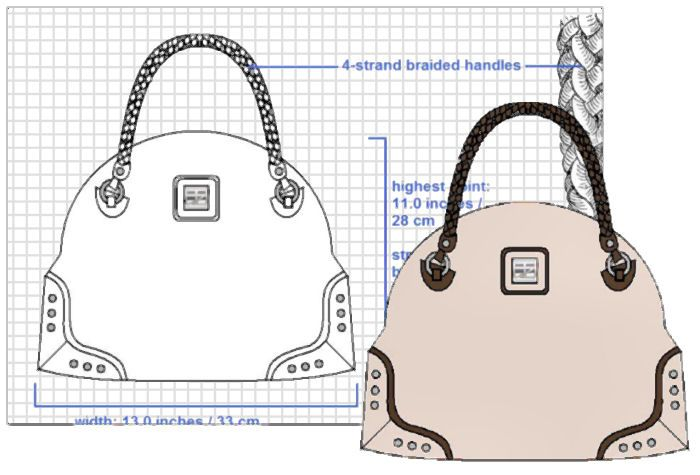 purse sketches - Google Search