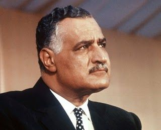 2nd President of Egypt Gamal Abdel Nasser (Quote about fake jews currently in Israel) once again proves negros are the real Jews