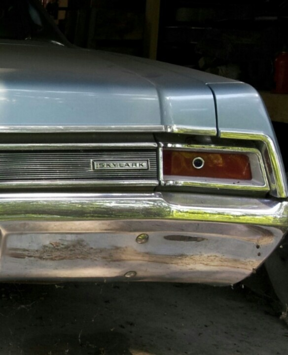 Dallas Buick: 17 Best Images About 66 Buick Skylark On Pinterest