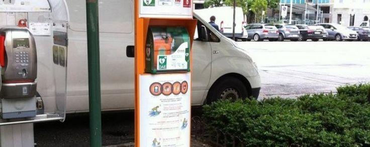 Bergamo mette altri due defibrillatori per le strade della città