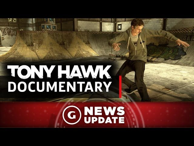 Tony Hawk's Pro Skater Documentary Announced - GS News Update - http://gamesitereviews.com/tony-hawks-pro-skater-documentary-announced-gs-news-update/
