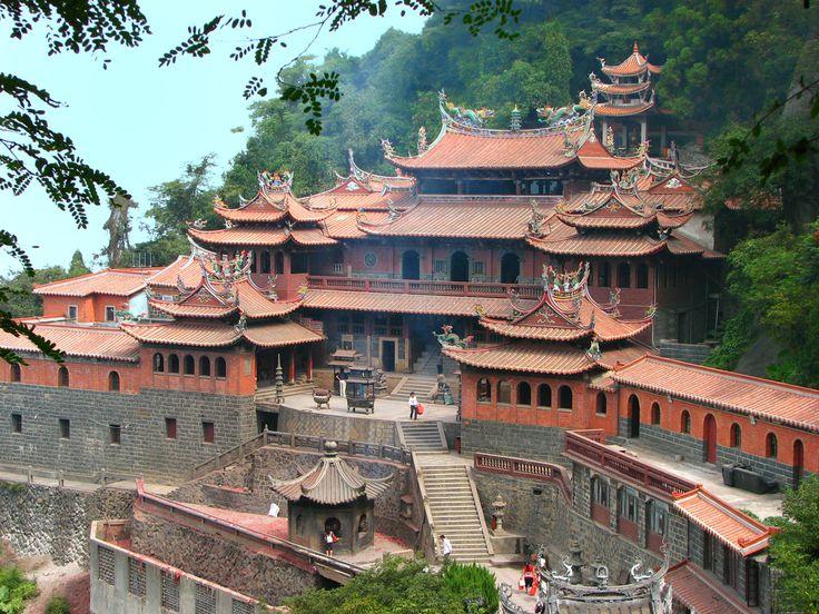 Quanzhou city china