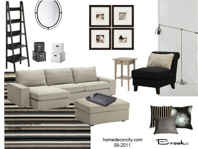about black and grey living room on pinterest grey living rooms