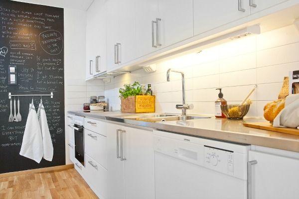 krijtbordverf-keuken