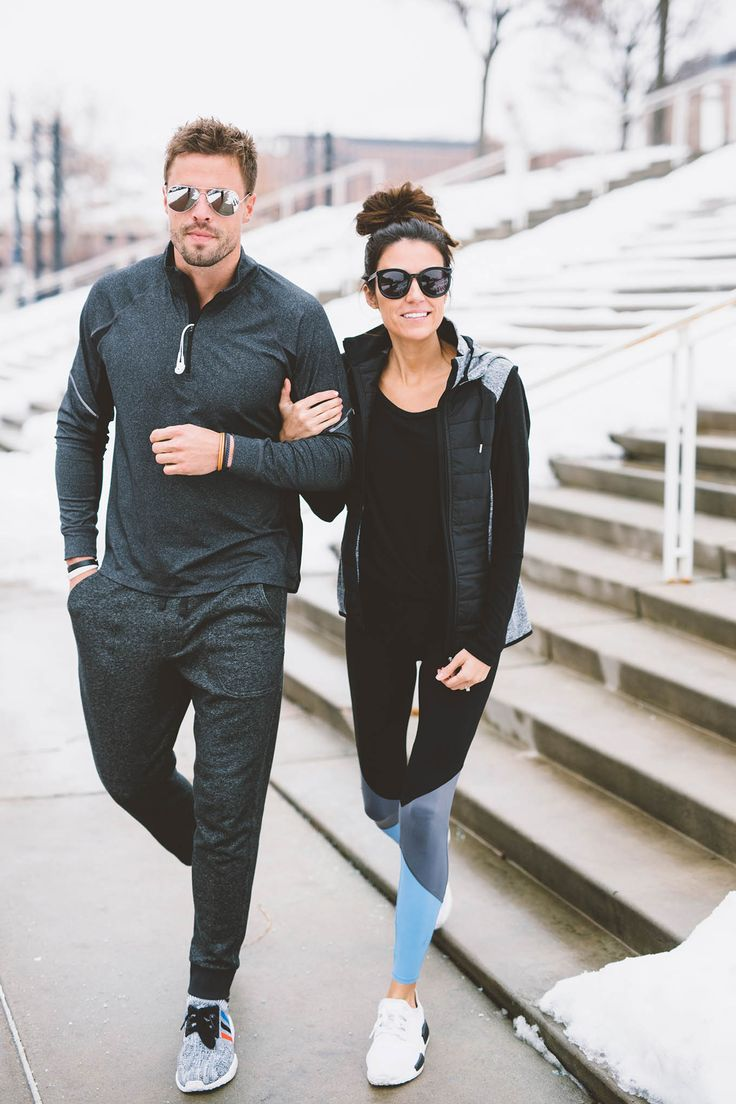 couples activewear, couple goals, couple date, athletic couple