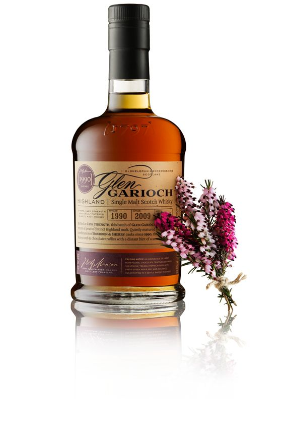 Vintage 1990 - Scotch Whisky - Glen Garioch available from Whisky Please.