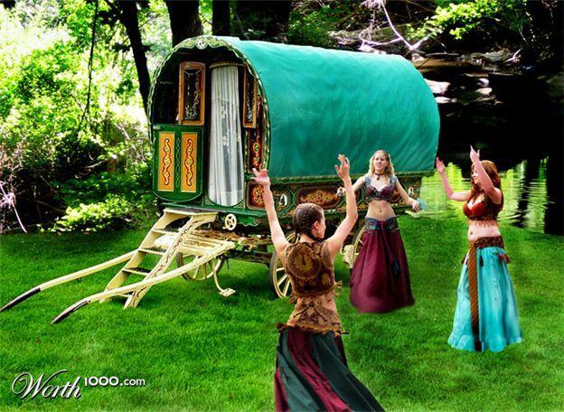 Dancing gypsy ladies: Gypsy Legends, Gypsy Caravan, Dance Gypsy, Gypsy Diaries, Gypsy Lady, Gypsy Wagon, Gypsy Carts, Gypsy Life, Gypsy Dance