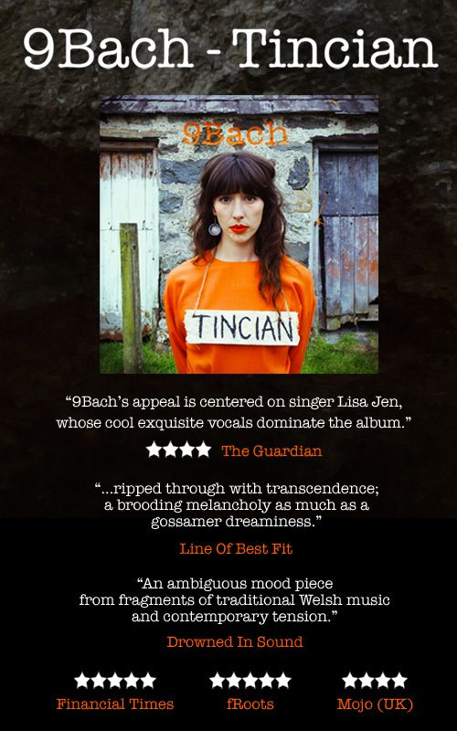 Tincian - Out Now