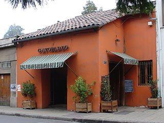 Restaurante Gatopardo