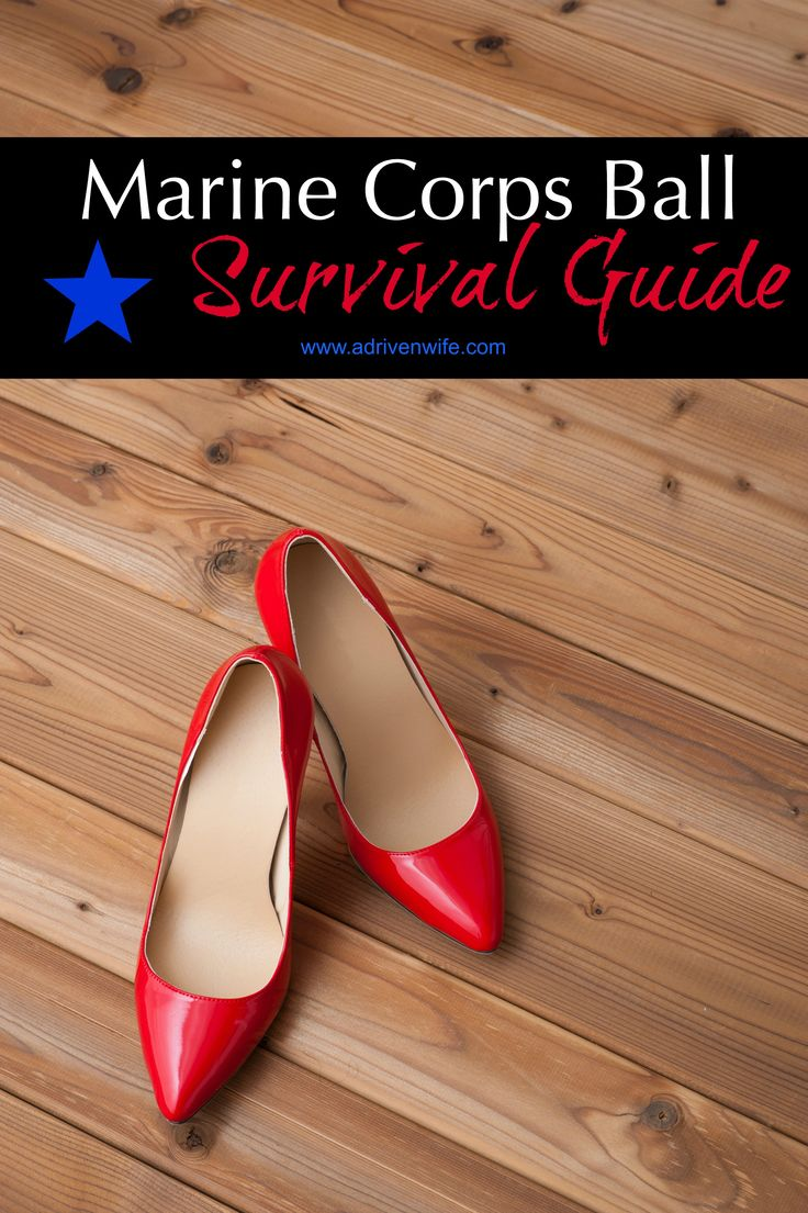 Marine Corps Ball Survival Guide