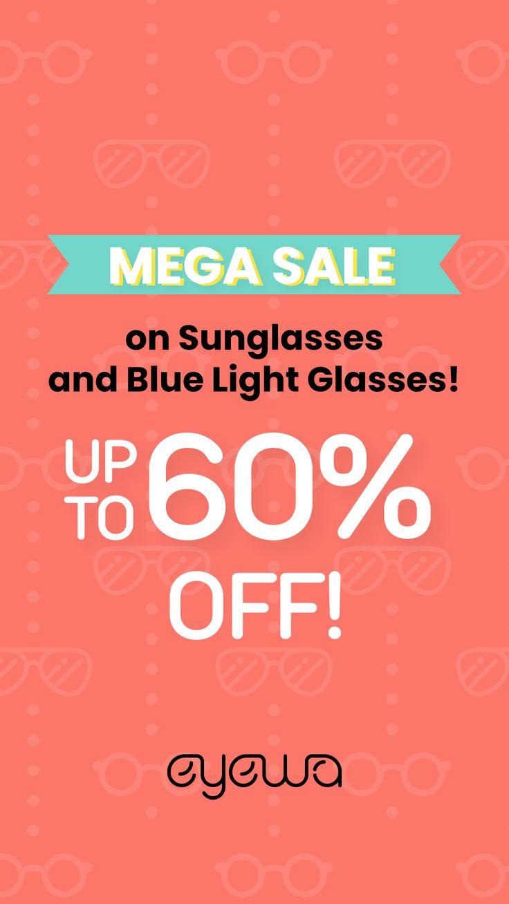 60 Off On Sunglasses And Blue Light Glasses Light Blue Contact Lenses Light