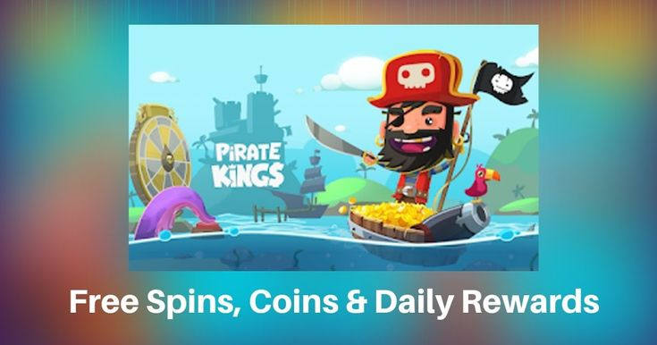 Pirate kings free spins coins daily rewards november