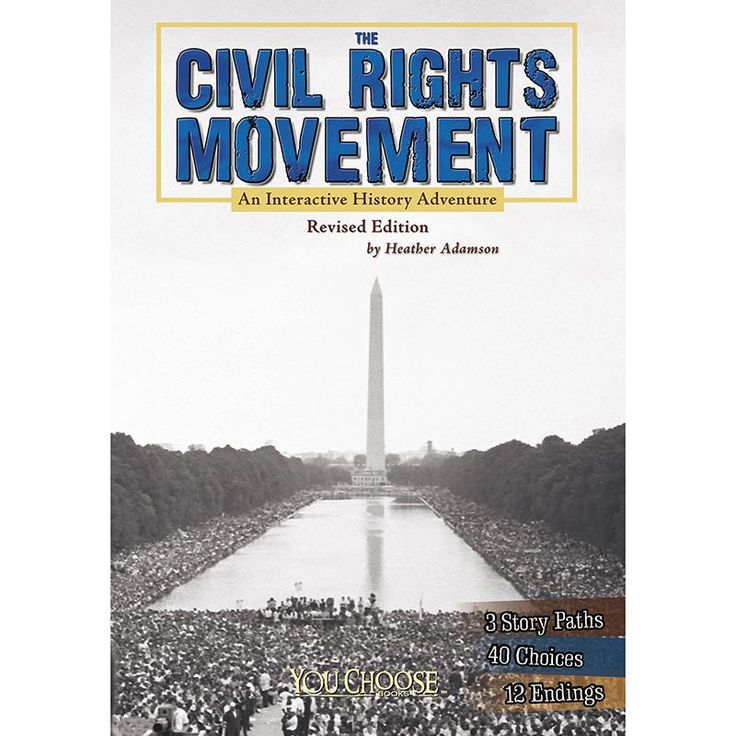research on civil rights movement between The strategies of the 1960s movement were litigation, organization, mobilization and civil disobedience, aimed at creating a national political constituency for civil rights advances in the 1970s, electoral strategies began to dominate, engendered by the 1965 voting rights act.