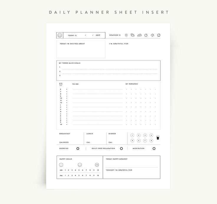 87 best Planners images on Pinterest | Notebook, Notebooks and ...