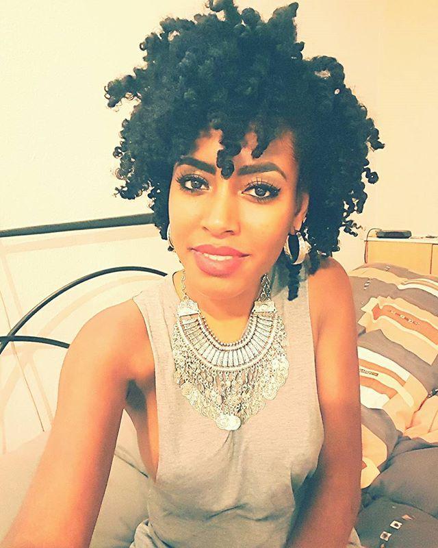 Phenomenal 1000 Images About Natural Black Hairstyles On Pinterest Short Hairstyles Gunalazisus