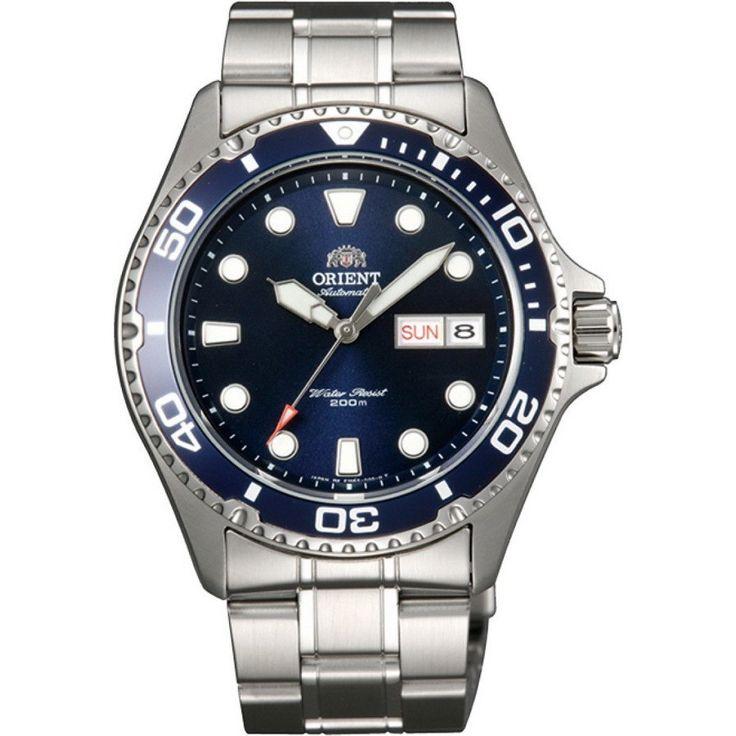 Reloj Orient Mako II Automatic #wristwatches #watches #orient