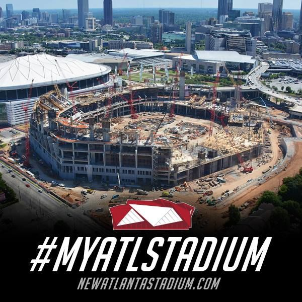 37 best images about mercedes benz stadium on pinterest for Mercedes benz atlanta seating chart