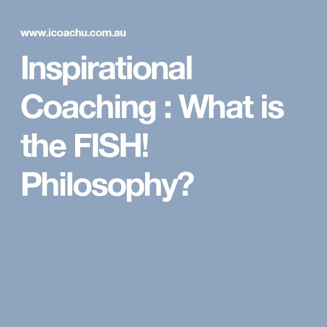 1000 ideas about fish philosophy on pinterest students