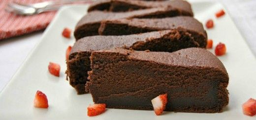chocolate-cake-without-flour