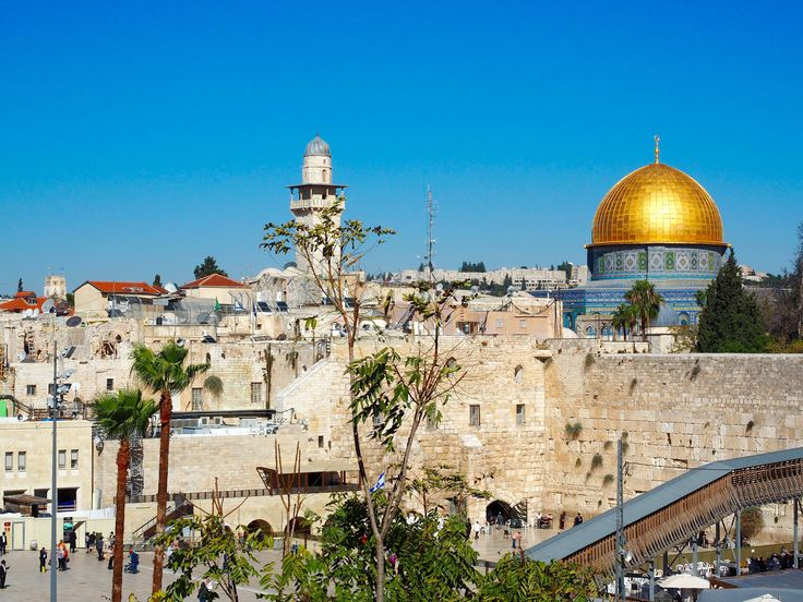 My One Week Itinerary in Israel (and Palestine)