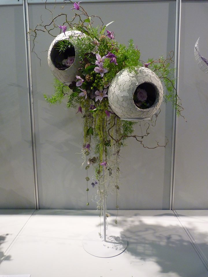Cutting Edge floral design club, UK