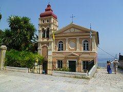 Corfú, Ciudad De Corfú, Grecia.