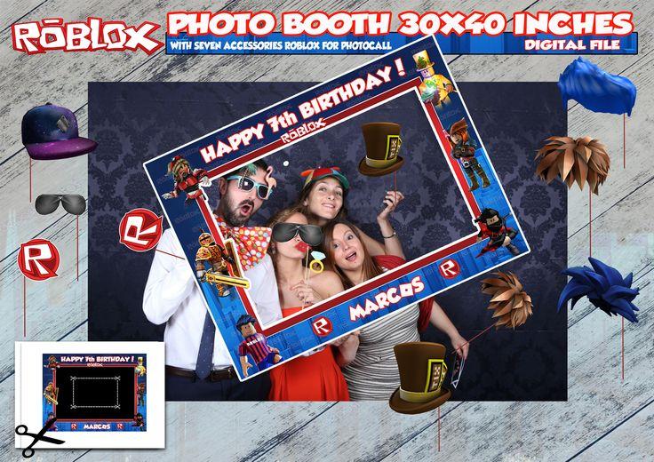 Quiero compartir lo último que he añadido a mi tienda de #etsy: ROBLOX, Photo booth Roblox,Roblox photo booth,ROBLOX Photocall,Photocall Roblox,cumpleaños Roblox,Fiesta Roblox,Roblox imprimible,Roblox https://etsy.me/2E5u8lB