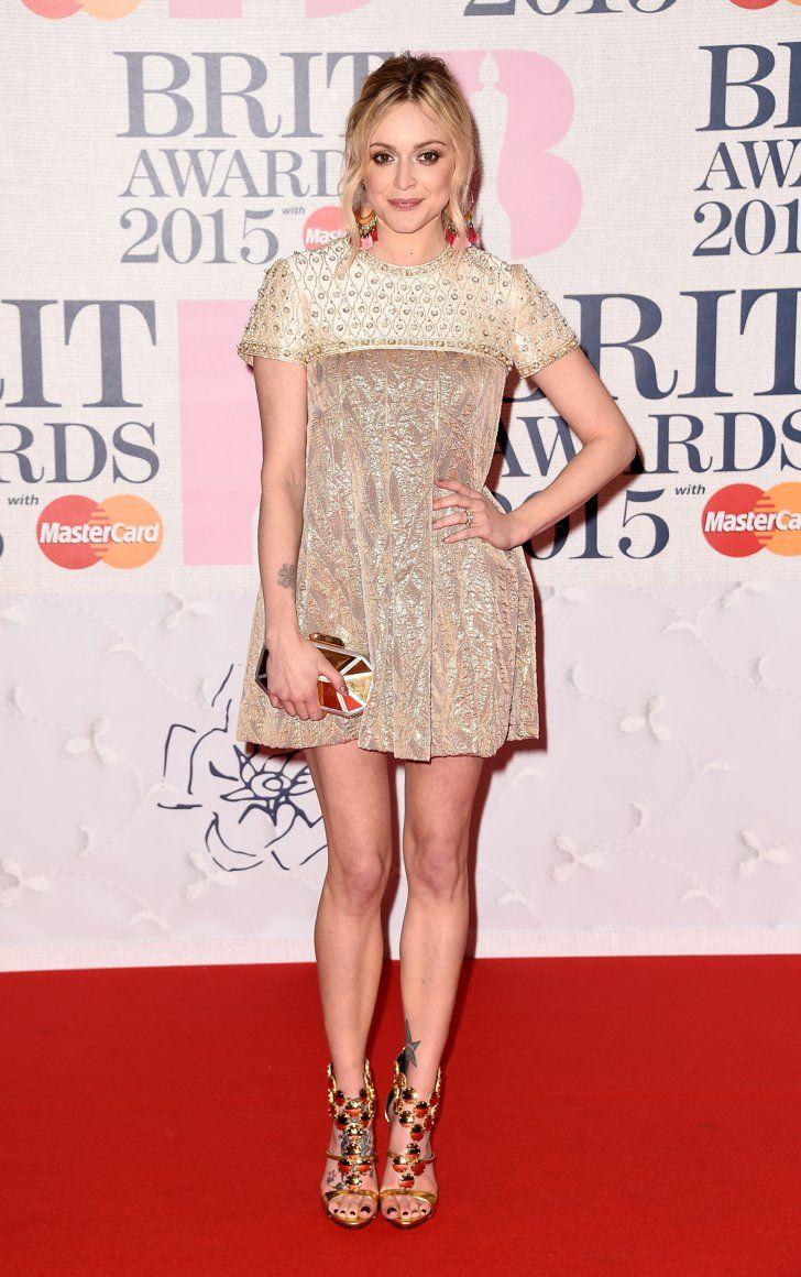 Pin for Later: Les Brit Awards Ont Été Plus Glamour Que Jamais Fearne Cotton