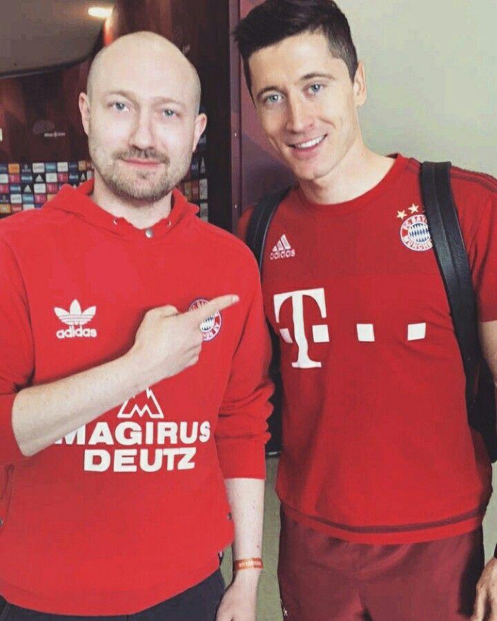 Robert Lewandowski / Fc Bayern München / Poland/ Polish Natinal Team