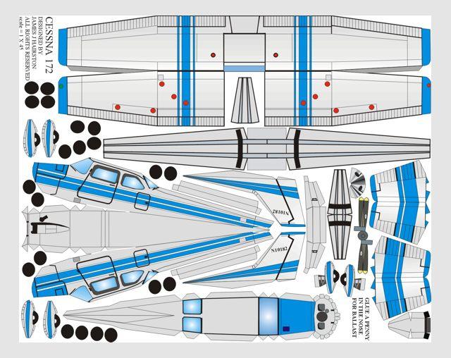 aviones para armar   Cessna: Clásico de los Cielos - Taringa!