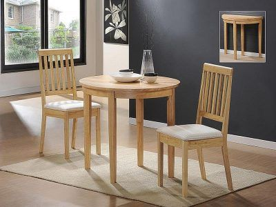 Small Kitchen Oak Tables And Chairs