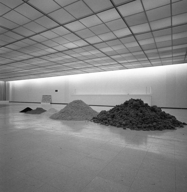 Dennis Oppenheim, ' Decomposed MOCA,' 1969, Dennis Oppenheim studio