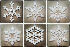 PennyMo: Snefnug skabeloner