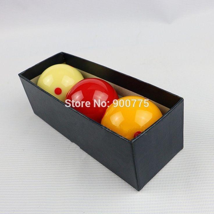 49.00$  Watch here - http://alim33.shopchina.info/go.php?t=32771003339 - Billiard carom ball/ 61.5mm resin ball/ 3pcs /pack billiard accessories 49.00$ #buyonlinewebsite