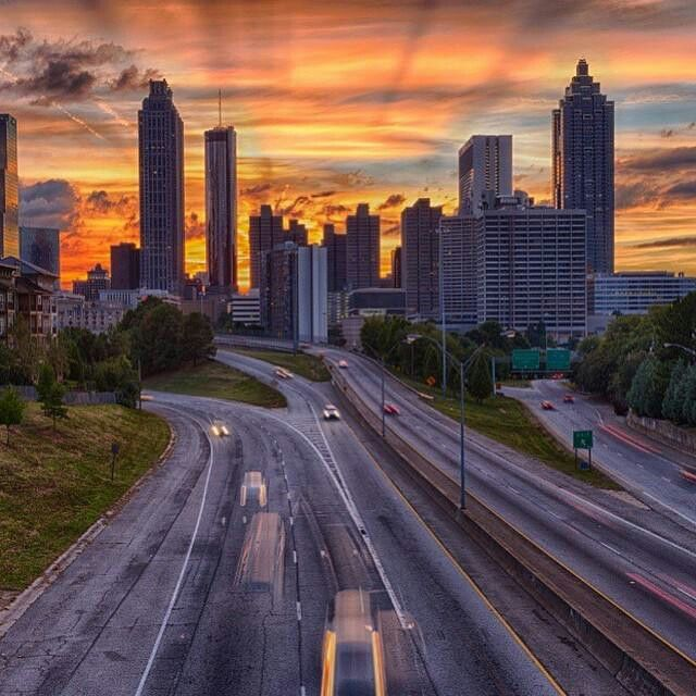 Bellwether Landscape Architects In Atlanta Ga: ATL And The Peach State Of