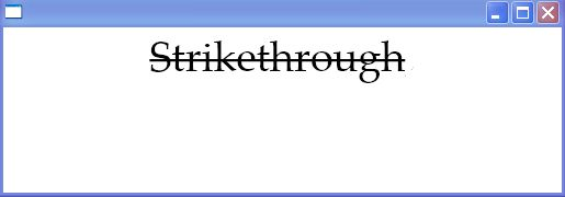 strikethrough text generator