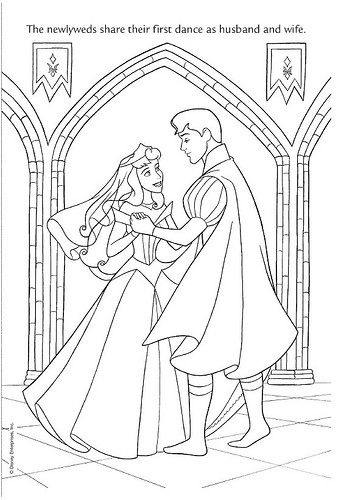 Wedding Wishes 9 By Disneysexual Via Flickr Prince Phillip Princess Disney Coloring SheetsAdult