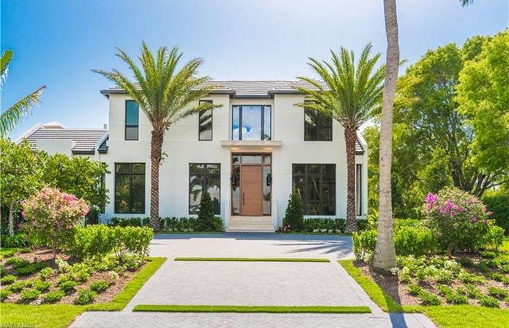 1175 Oleander Dr, Naples, FL 34102 -  $4,595,000 Home for sale, House images, Property price, photos