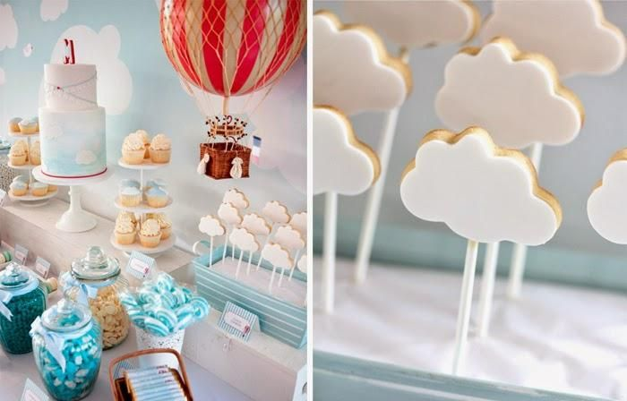 Baptism Themes for Baby Boys - Ideas
