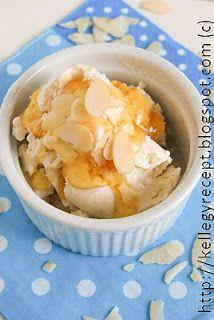 Mézes görögjoghurt fagylalt