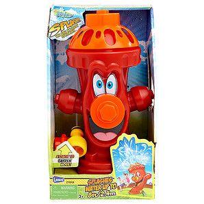 Splashy The Fire Hydrant Water Sprinkler | Target Australia