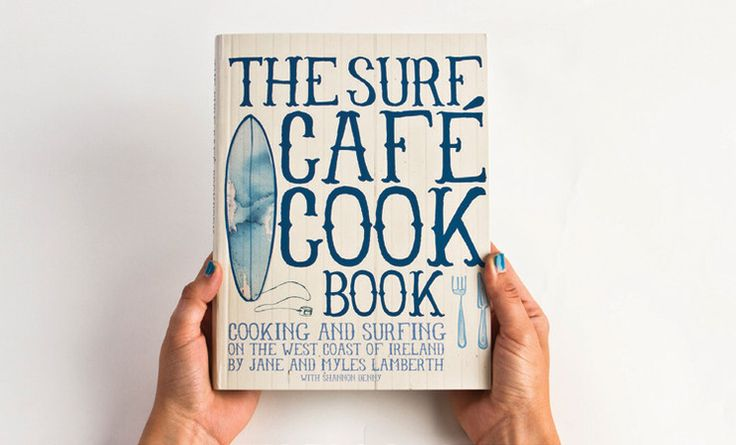 A really good cookbook with all sorts of delicious things after a swimming adventure.  There are a few recipes in here that feature in the menus of our Wet Weekends - http://www.goneswimming.co.uk