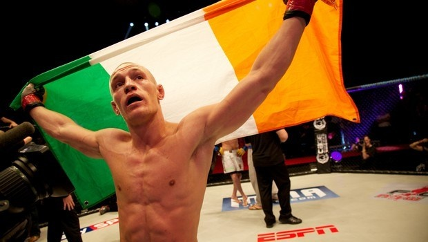 Irish fighter Conor McGregor will make his UFC debut against Marcus Brimage on April 6 at UFC on Fuel TV 9, promising to steal the show. For more details, visit our website by clicking on the image.