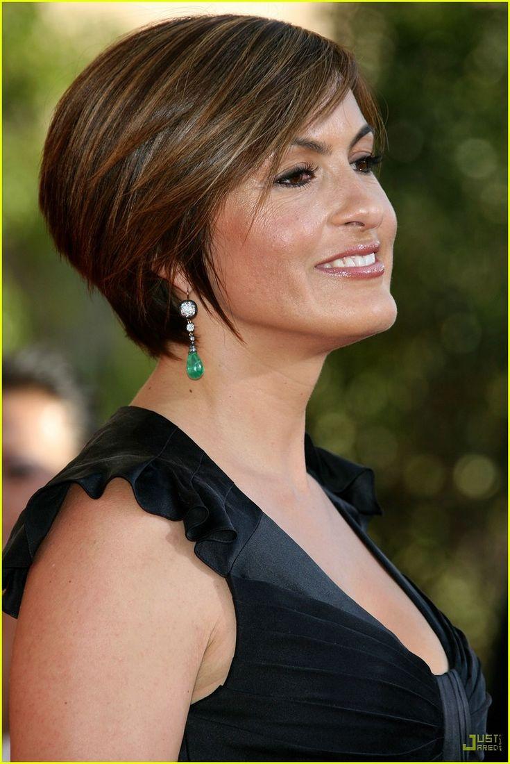 Haircut promotions blacksburg - Love This Cut On Mariska Hargitay I M Thinking Of Getting This As My Next Cut Soon