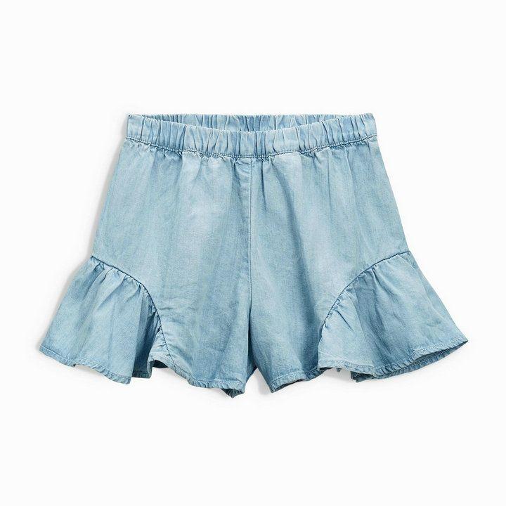 Модель сейчас в надичии ! великобритания Next купить высококачественную продукцию женщина ребенок сладкий милый новый ковбой юбка 985912