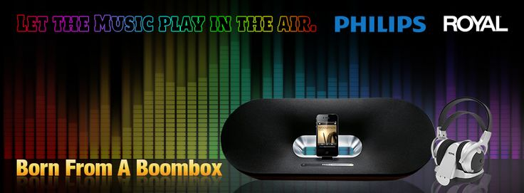 Let the #Music Play in the Air! Born from A Boom Box..! Buy #Speakers/#Headphones and #Docking Speakers system. ☛ http://www.shopofficemachines.com/Speakers-and-Headphones-Computer-and-Phone-Supplies/b/8259017011