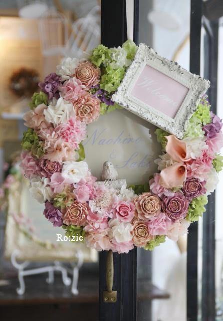 preserved flower http://rozicdiary.exblog.jp/i19/