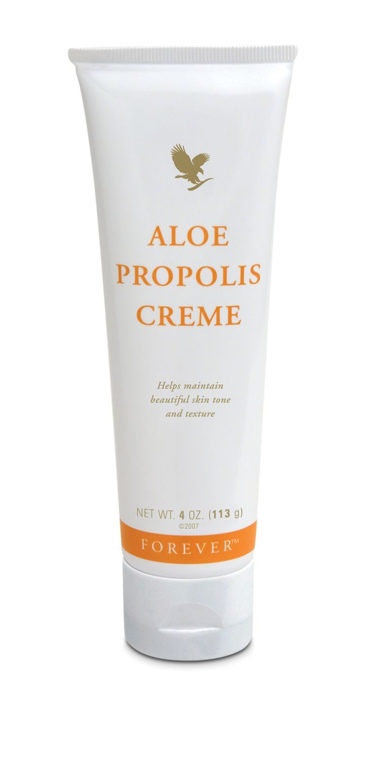 Aloe Propolis Creme - Who but Forever Living Products could produce a moisturizer as unique as Aloe Propolis Creme? Combining our world leadership in Aloe Vera and beehive products, Aloe Propolis Creme is one of our most popular skin care products.