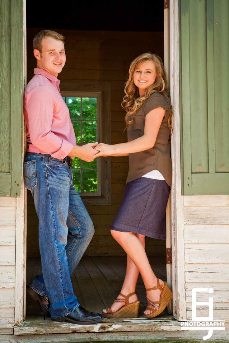 Joe and Kendra's Engagement Pictures!! - Duggar News - The Duggar Family
