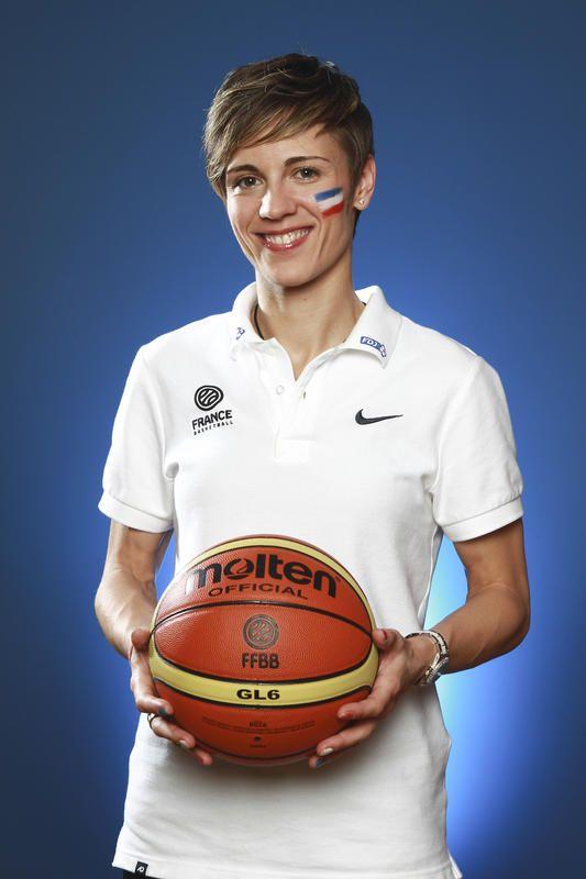 Equipe de France féminine | FFBB (Céline Dumerc)